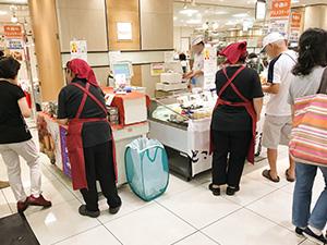 京阪百貨店ひらかた店